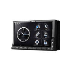 """Necesitas renovar la radio de tu coche? Hazlo con la mejor tecnología al mejor precio con nuestra RADIO DVD 2Din con pantalla táctil de 7"""" XTRONS TD714SG. Con GPS con mapas incluidos en una tarjeta SD,radio AM/FM (con RDS),salida RCA para cámara de aparcamiento,bluetooth para manos libres con agenda,reproduce DVD/DIVX/MP3/MPG...Y muchas cosas más! Descúbrelas entrando en"""