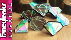 Haz diamantes con tus CDs usados-Me gusta reciclar