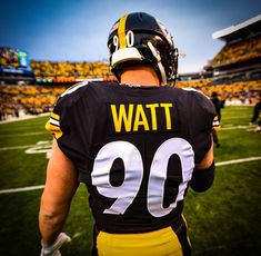 7695b9c5d 14 best TJ Watt Pittsburgh Steelers images on Pinterest