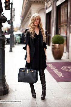0d36ad249f6 You can t go wrong with a black Birkin for work or play ♡