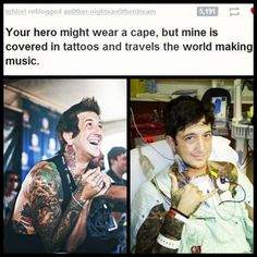 Pictures from Austins surgery almost make me cry ;_;  he's been through so much ~<3