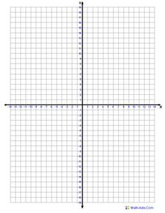 Graph Paper  Printable Math Graph Paper These Graph Paper Pdf