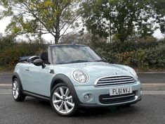 Ice Blue Convertible Mini Cooper this is my car and I love her. Thank you, Brits! Ice Blue Convertible Mini Cooper this is my car and I love her. Thank you, Brits! My Dream Car, Dream Cars, Bmw, Blue Mini Cooper, Automobile, Mini Cooper Convertible, Beetle Convertible, Cabriolet, Love Car