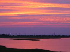 After Sunset   Saint George's Thoroughfare Bay, Brigantine, NJ July 2013