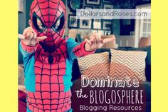 Dominate the Blogosphere - Tips & Tutorials on How to Monetize your Blog. Great Blogging Resources Listed.