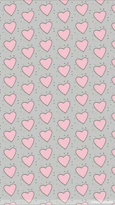 Pink and grey bubbly hearts whatsapp wallpaper Heart Wallpaper, Love Wallpaper, Screen Wallpaper, Phone Backgrounds, Wallpaper Backgrounds, Iphone Wallpaper, Diy Phone Case, Iphone Phone Cases, Whatsapp Pink