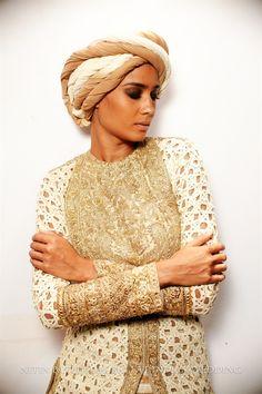Rimple & Harpreet Narula India Couture Week 2014 - original pin by India Fashion, Ethnic Fashion, African Fashion, Hijab Fashion, Pakistani Outfits, Indian Outfits, Indian Clothes, Couture Week, Haute Couture Fashion