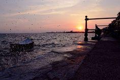 Beautiful city Thessaloniki Greece