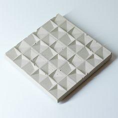 Rumigami Concrete Coaster