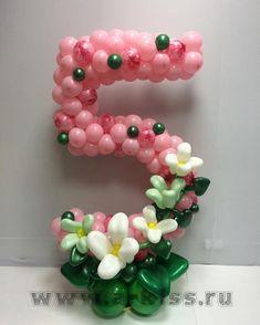 Luau Birthday, Birthday Balloons, Birthday Parties, Balloon Decorations, Birthday Decorations, Balloon Basket, Number Balloons, Opening Day, Flamingo