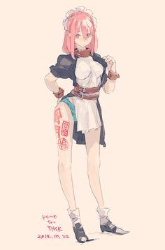 """壁の彩度 / 高木さんアンソロジー本「肉の花束」ゲストイラスト + TNSK氏に捧ぐ前菜イラスト(個人的なサービスカットのため本編には収録されていません) Chroma of Wall / anthology of Takagi-san """"Niku-no-Hanataba"""" Guest illustration + add on appetizer (Unreleased) for TNSK"""