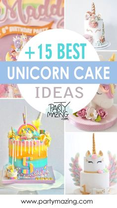 Unicorn Birthday Parties, Unicorn Party, 5th Birthday, Birthday Ideas, Unicorn Cake Design, Barney Birthday, Unicorn Cupcakes, Party Cakes, Pastries