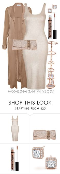 """""""Untitled #1940"""" by dnicoleg ❤ liked on Polyvore featuring Topshop and Jimmy Choo"""