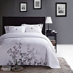 Shop LJ Home Fashions  Ravel 3-Piece Duvet Cover Mini Set at Lowe's Canada. Find our selection of duvet covers at the lowest price guaranteed with price match + 10% off.