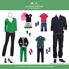 what to wear | family photo session spring clothing inspiration | Laguna Niguel photographer | Allison Jacobs Photography