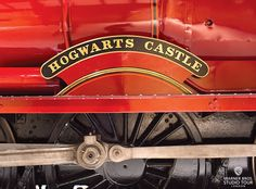 All aboard! The original Hogwarts Express has rolled into London! #HogwartsExpress #HarryPotter #London