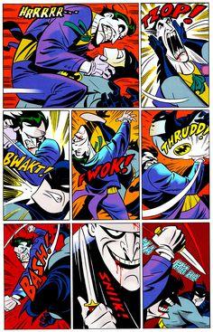 Batman Adventures: Mad Love (Feb. 1994), art by Bruce Timm & Glenn Murakami