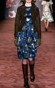 Lena Hoschek   Kensington Night Dress   The Brits Collection