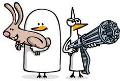 World's funniest webcomic by Eugen Erhan & Tudor Muscalu