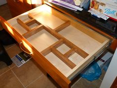 Drawer Divider | Do It Yourself Home Projects from Ana White