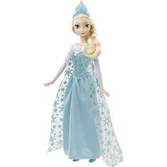 Disney Frozen - Singing Elsa Doll