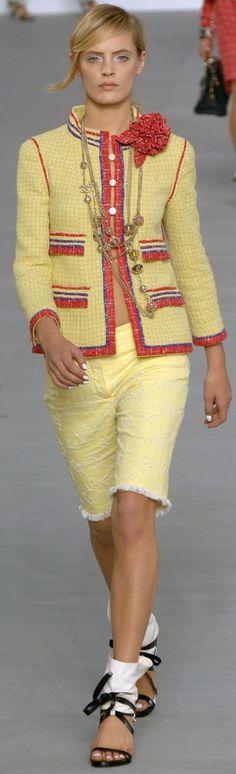 Chanel Spring 2006