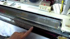 Como fazer saia evasê no tricô à máquina                                                                                                                                                      Mais
