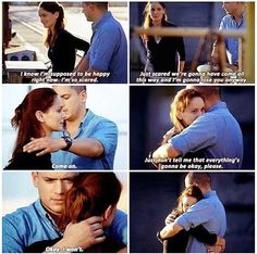 Prison Break! One of my favorite couples! Michael and Sara!