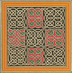 sample from the book Celtic Design