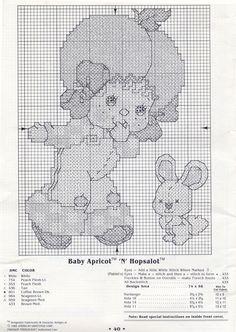 Baby Apricot 'n' Hopsalot