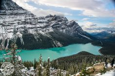 Peyto Lake - Banff National Park - Things to do in Banff for the Non-Skier-1