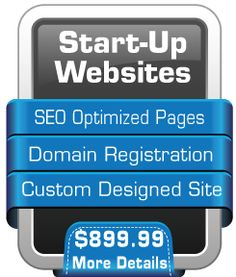 Professional Website Design Package in Nashville Tennessee
