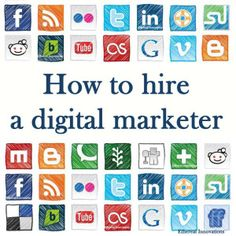 How To Hire A Digital Consultant - Southern Technology Leaders Digital Marketing Strategy, Content Marketing, Media Marketing, Marketing Automation, Online Business, Seo, Improve Yourself, Innovation, Social Media