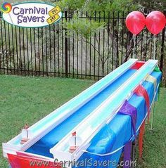 Trendy Carnival Games For Kids Party Ideas Fall Festivals School Carnival Games, Spring Carnival, Kids Carnival, Carnival Birthday Parties, Circus Party, Birthday Games, Birthday Boys, Rain Gutter Regatta, Fall Festival Games