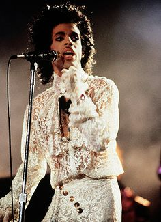 prince live 1985