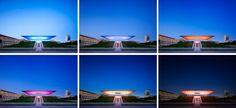 James Turrell Skyspace | Casey Dunn