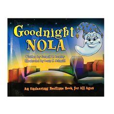 Goodnight NOLA Bedtime Book