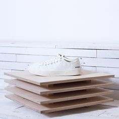 Canvas sneaker made from recycled nylon and the sole is made from used tyres. The lining is in color absinthe made from 60% cotton and 40% nylon. The laces are made from recycled plastic bottles. The Ecoalf logo is printed on the side. It is 60% recycled. #becausethereisnoplanetB #summer #collection #ss16 #intrashwetrust #ecoalf #spring #sneaker #trendy #sustainablefashion #innovation
