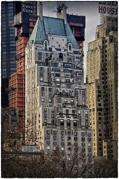 Hampshire House, 150 Central Park South, New York City