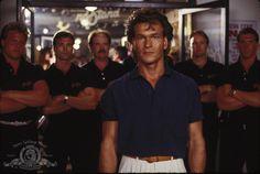 Patrick Swayze Roadhouse | Patrick Swayze in Road House (1989) Movie Image