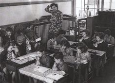 School dinners in the 1950s, the meals may have been basic but ...