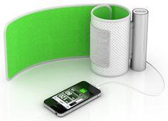 Tensiomètre WITHINGS Automesure simple et précise de votre tension artérielle avec votre iPhone, iPad ou iPod touch.