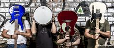 The Eclectic Four Fotografía creativa de retrato  #diegodominguez #fotografo #marbella #malaga #fuengirola #mijas #granada #sevilla #novia #novio #retrato #wedding #photographer #puertobanus #españa #spain #fashion #moda #fiesta #retrato #portrait #drums #batería #rock #music #musica #ritmo #rythm #guitarra #guitar