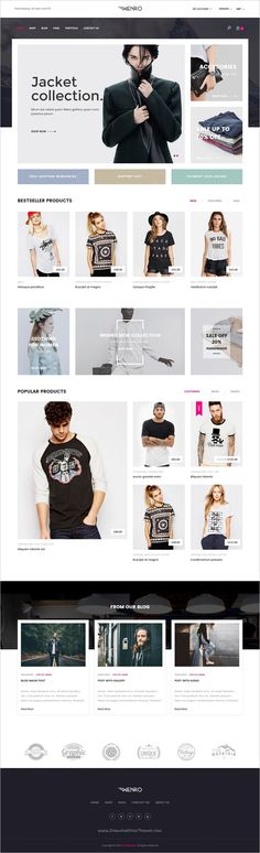Wenro is a wonderful responsive #WooCommerce #WordPress theme for multipurpose #eCommerce #website with 15+ stunning homepage layouts download now➩ https://themeforest.net/item/wenro-multipurpose-woocommerce-wordpress-theme/18312301?ref=Datasata