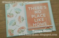 Tanya Kane Independent Stampin' Up!® Demonstrator: Hello Lovely, Project Life Card #stampinup
