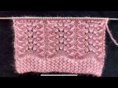 Beautiful 4 rows knitting stitch pattern for cardigans beautiful cardigans knitting pattern rows stitch seersucker stitch knitting pattern Herringbone Stitch Knitting, Loom Knitting Stitches, Lace Knitting Patterns, Easy Knitting, Sock Knitting, Knitting Tutorials, Knitting Machine, Vintage Knitting, Knit Stitches For Beginners