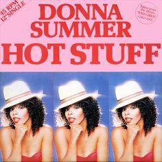 Donna Summer - Hot Stuff (Vinyl) at Discogs