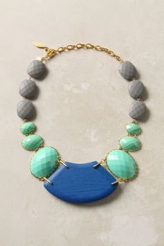 layers of the sea necklace