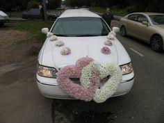 décoration de voiture pour le mariage à Penang