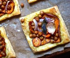 Sweet Potato and Sage Tarts : Humane Society International